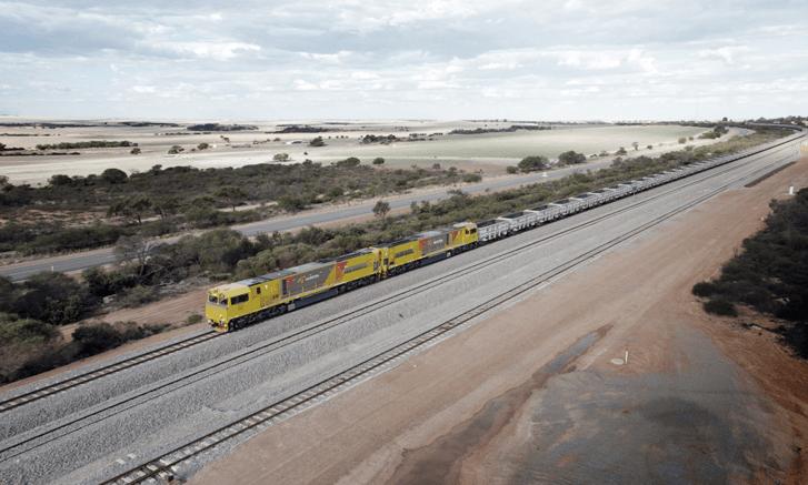 West Pilbara Iron Ore Project - Feasibility Study - Flagstaff