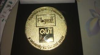 Flagstaff Medal