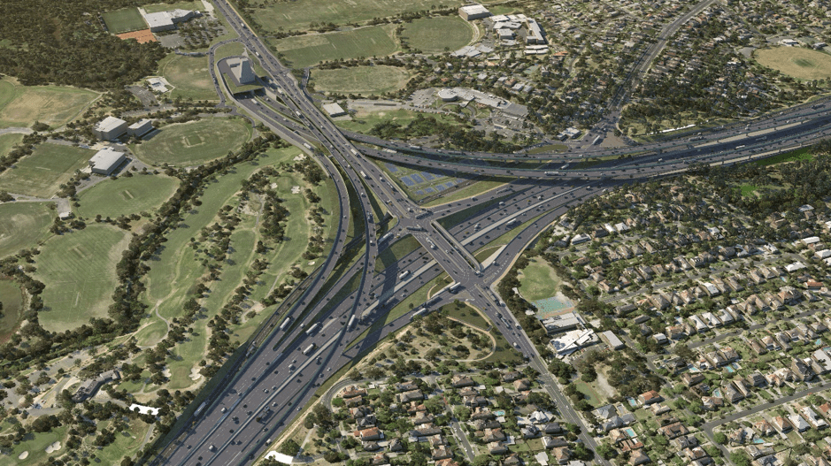 North East Link Project Contract Award