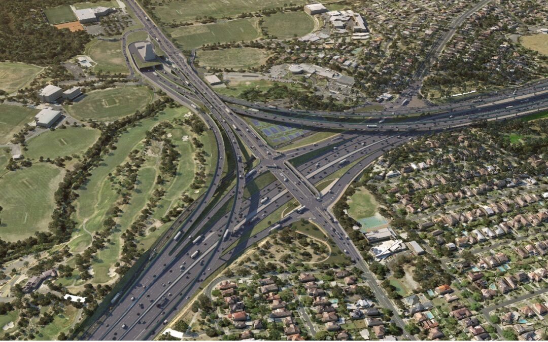 North East Link Project